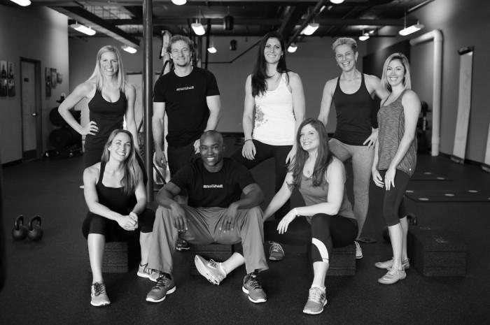 fuel sweat grow: MADabolic Cville Team Photo